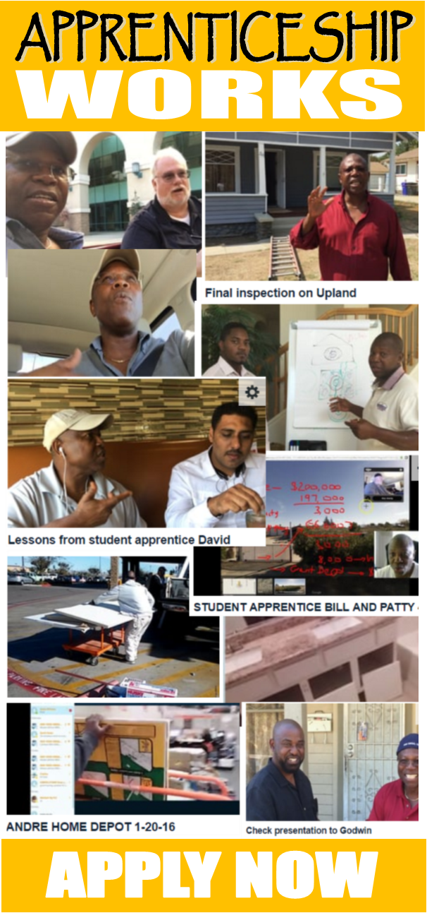 Real Estate Apprenticeship Collage