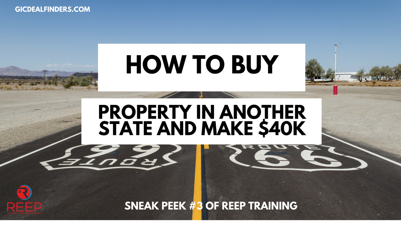 Route 66 - Buy Property in Another State